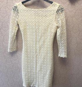 Кружевное платье In city