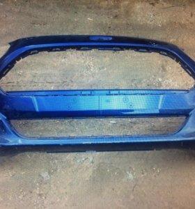 Бампер передний Ford Fiesta 6