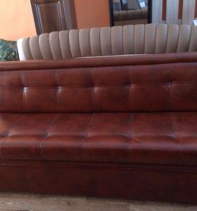 Новый диван в офис или на кухню