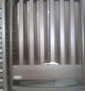 Детская кровать (качалка)
