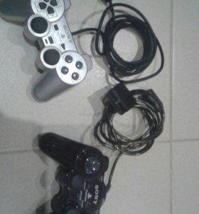 Геймпады от PS2
