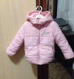 Курточка на девочку baby Go на весну осень
