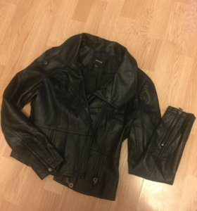 Косуха кожаная куртка. Торг