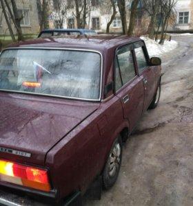 Продаю Автомобиль ВАЗ 2107