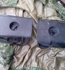 Заглушки карманов багажника на BMV кузов Е36