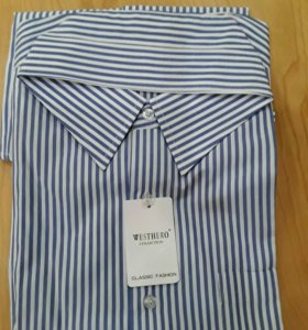 Мужские рубашки с короткими рукавами