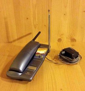 Домашний телефон Panasonic KX-TC1205RUF