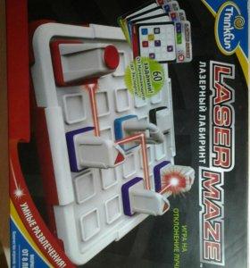 Настольная игра Laser Maze