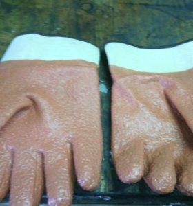 Перчатки кислотостойкие