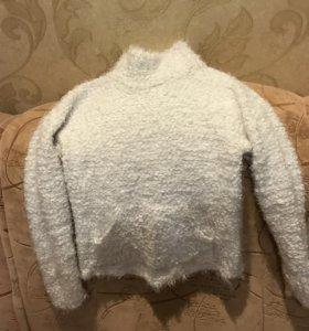 Тёплый свитер детский -