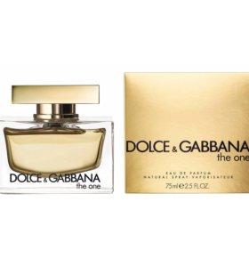 Тестер Dolce & Gabbana The One