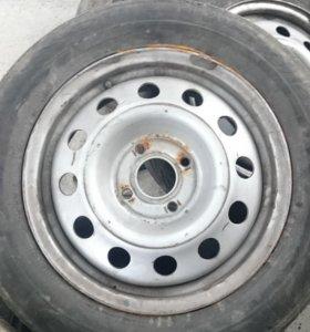 Колеса R15 195\60