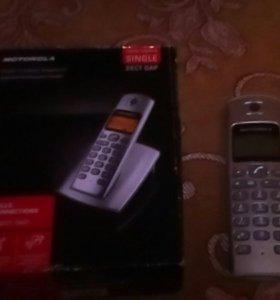 Дом.телефон новый