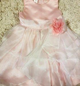 Платье на 2-3года