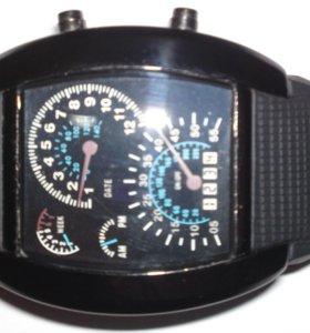 Часы светодиодные