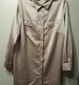 Рубашка женская 54-56 р-р.