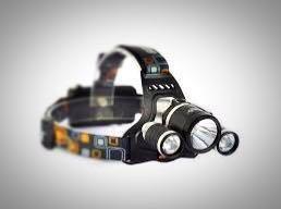 Налобный светодиодный фонарь