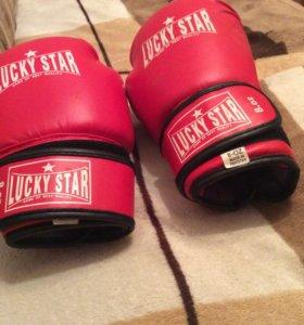 Боксерские перчатки для мальчиков и девочек