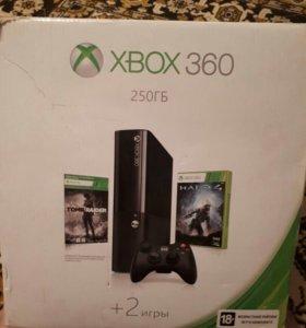 Продаю Xbox 360 на 250 гб.