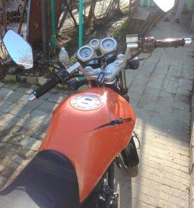 Продаётся мотоцикл