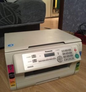Panasonic kx-mb2000 мфу Принтер сканер копир б/у