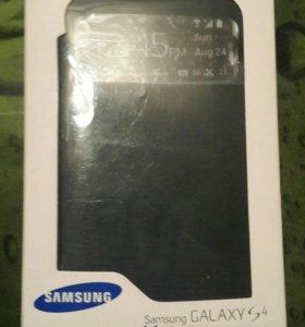 чехол-книжка на Samsung Galaxy s4