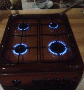Электрическая газовая плита