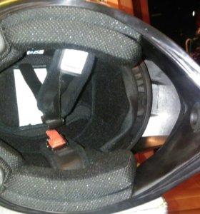 Шлем мотокросс 53-56