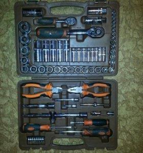Профессиональный набор инструментов Ombra