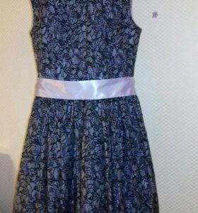 Платье нарядное Красавушка размер 158