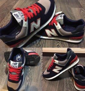 Новые кроссовки 46 размер