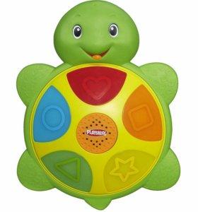 Развивающая черепашка Playskool Hasbro