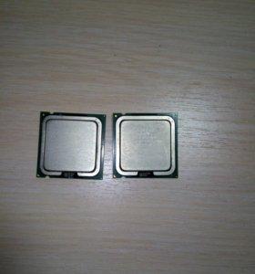 Процессоры intel pentium d 326, d336