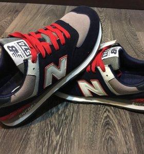 Новые кроссовки 43 размер