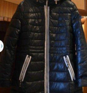 Пальто, пуховик