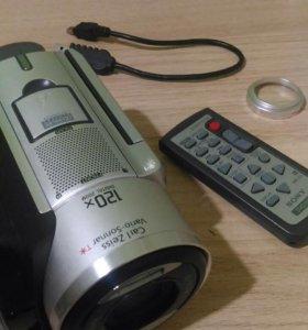 Видеокамера dsr-sr100e