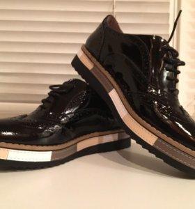 Ботинки, р-р 37