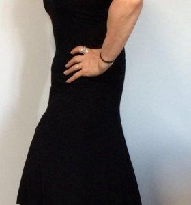 Новое чёрное платье Evgenia Ostrivskaya