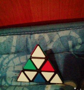 Треугольный рубик