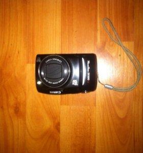 Фотоаппарат Canon power shot sx120 is