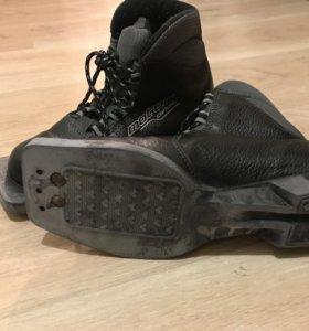 ботинки для лыж детские