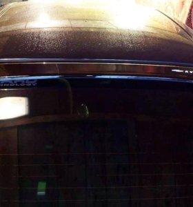 Козырёк заднего стекла Chevrolet Aveo