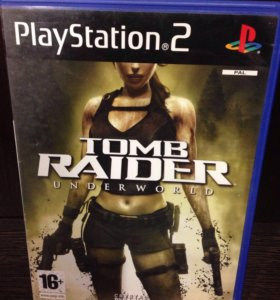 Tomb Raider: Underworld PS2
