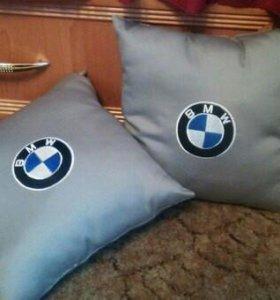 Подушки BMW в машину