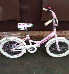 Продается детский двухколесный велосипед JAGUAR