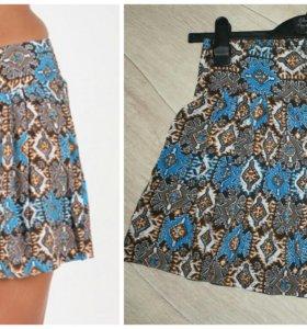 Новые шорты- юбка