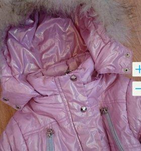 Очень красивая куртка. Весна-осень, теплая зима
