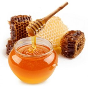 Мёд, цена договорная.  В наличии больше тонна