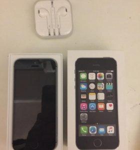 iPhone 5s на гарантии