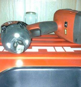 Аккумуляторный ударный гайковёрт Hilti SIW 22-A
